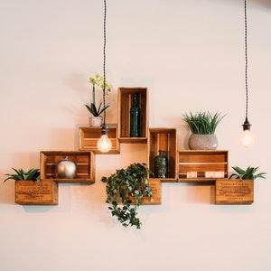Design shelf for perfect home interiors