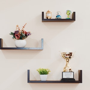 Designer Shelf for Home Interiors