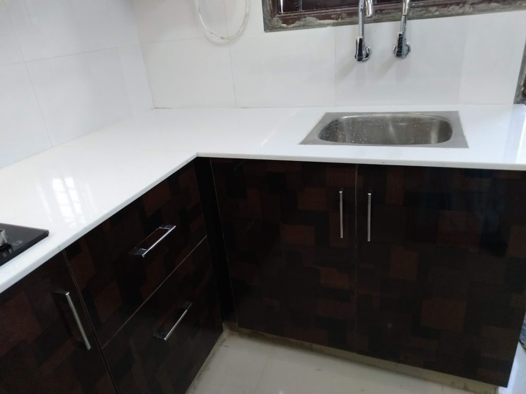 Sink of Modular Kitchen