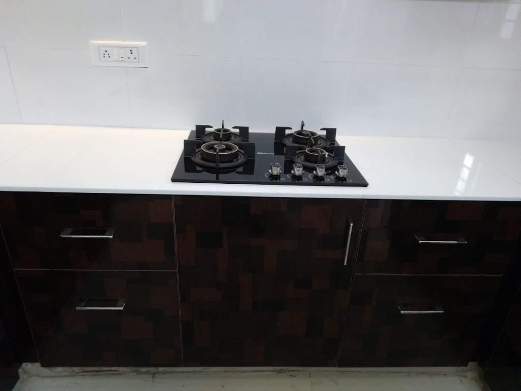 Modular Kitchen Stove