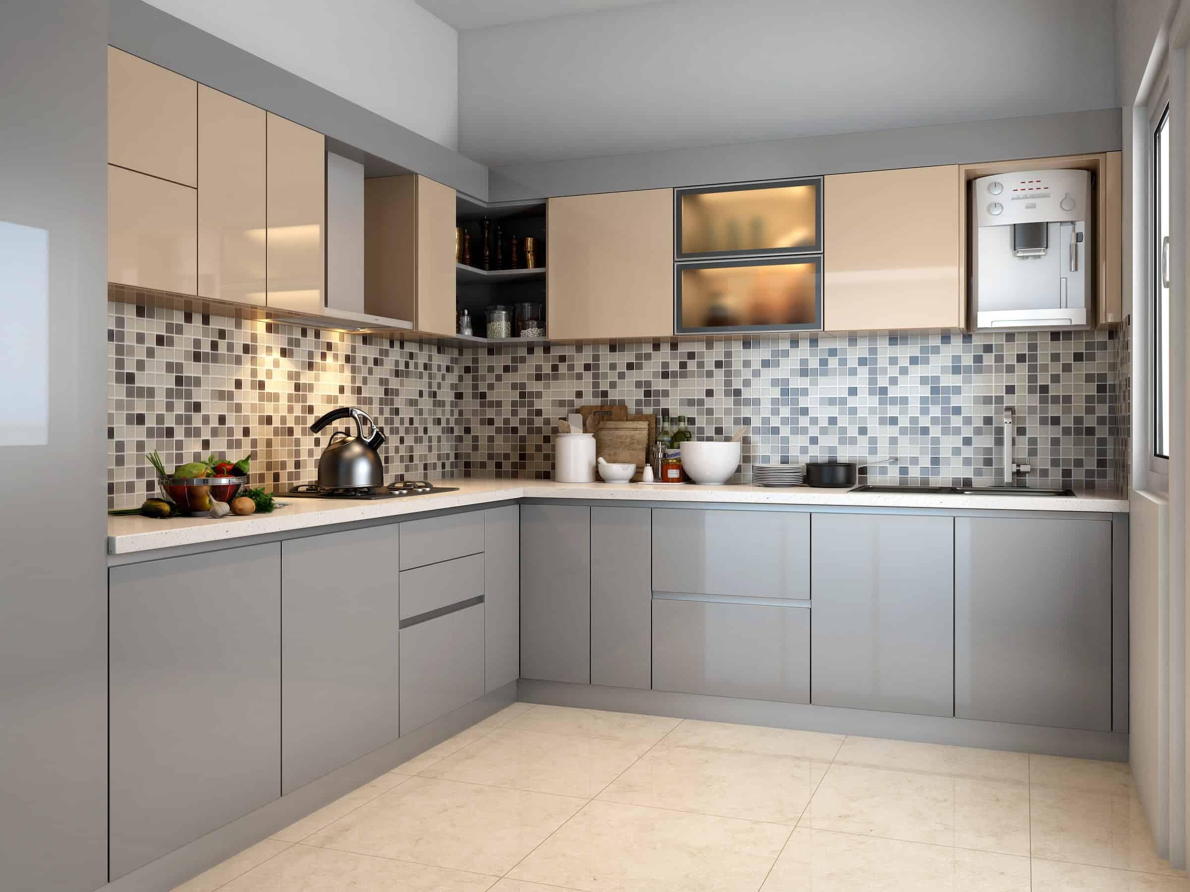 Kitchen Interior Design in Bangalore