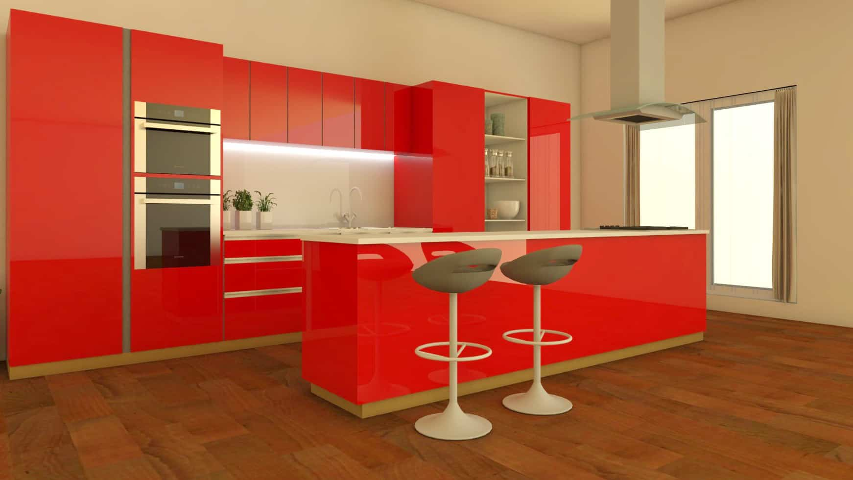 Modular Kitchen Interior Design Ideas