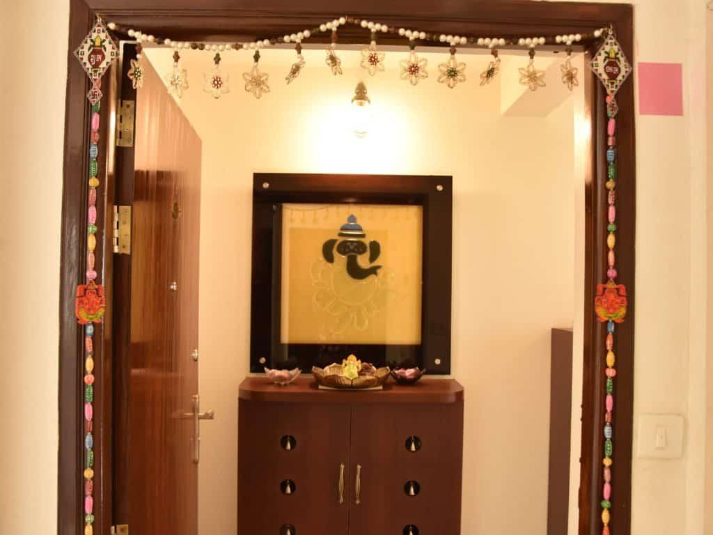 Get your home interiors designed as per vaastu shastra.