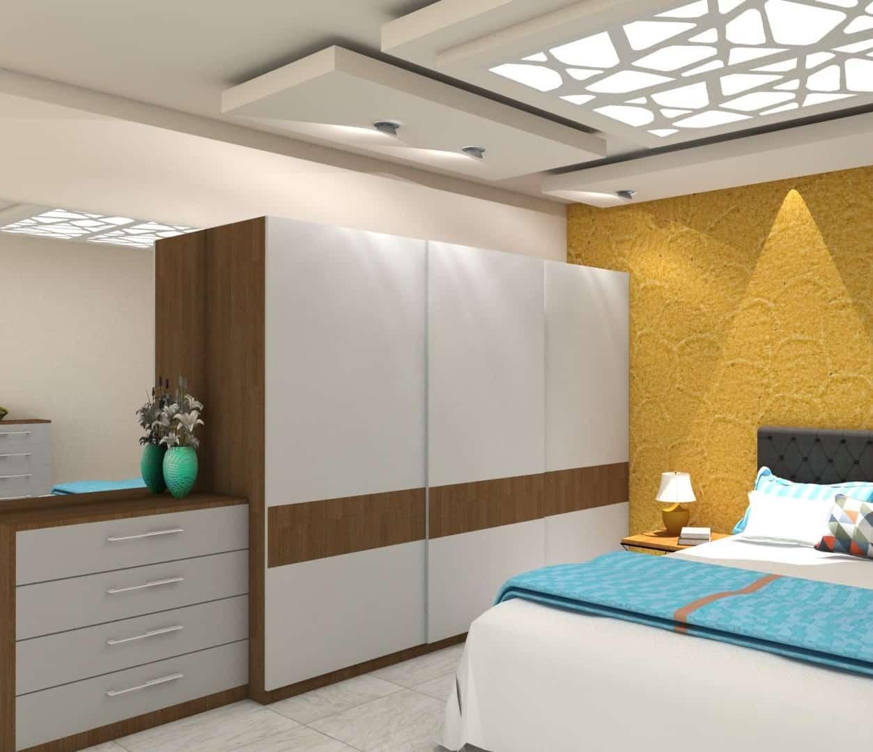 Wardrobe Interior Design and Bedroom Decor