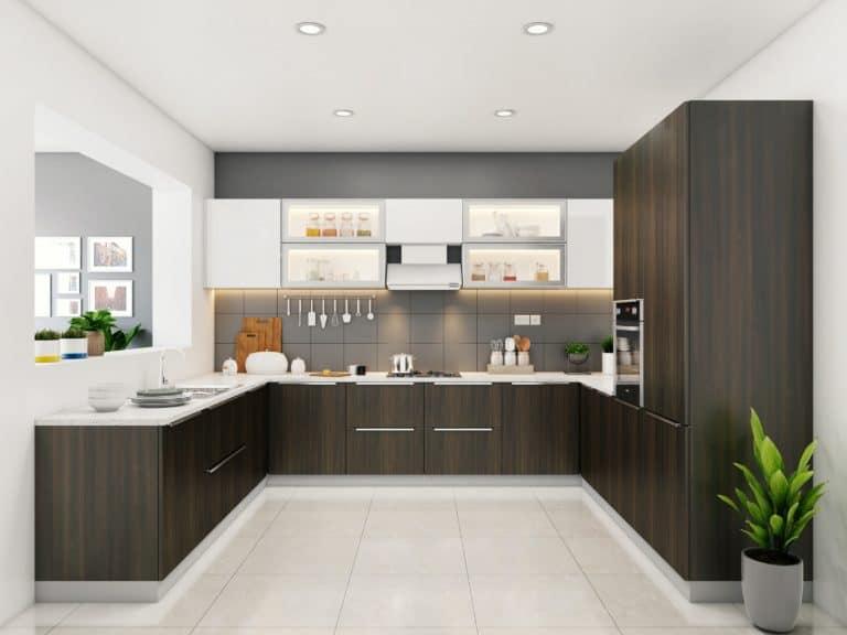 Modular Kitchen Interior Design