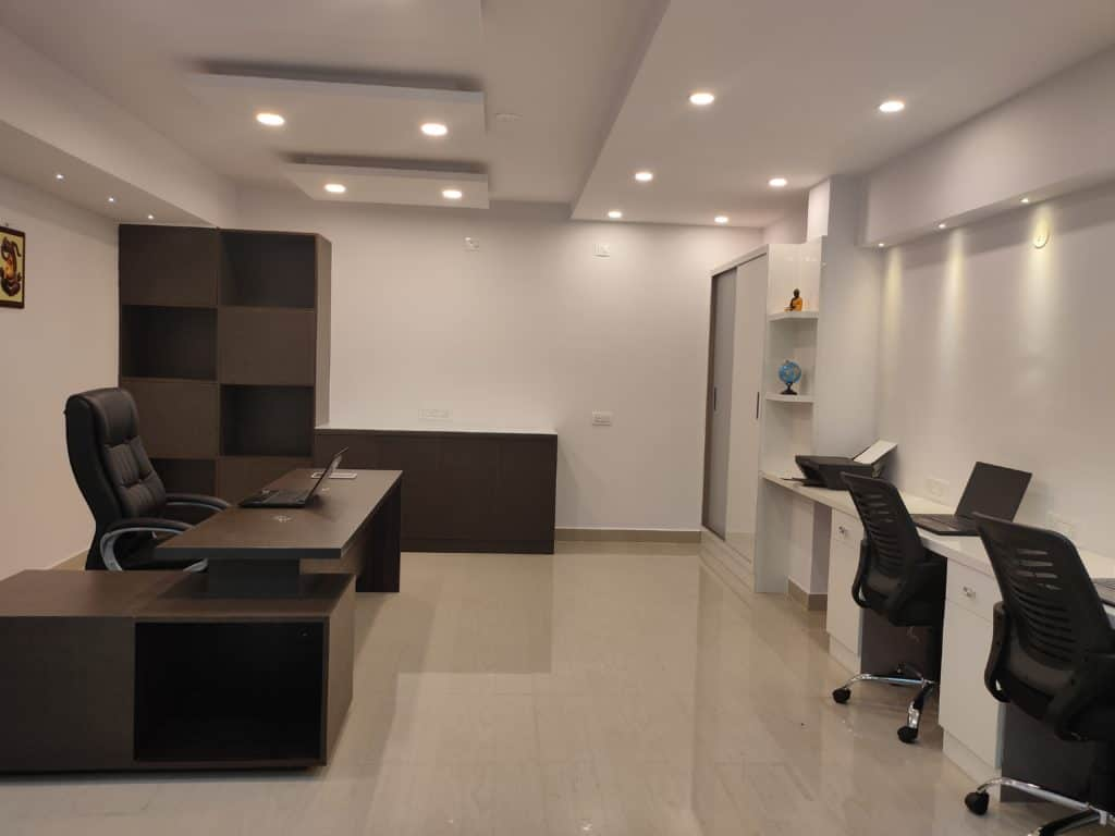 Flicha Interiors Office