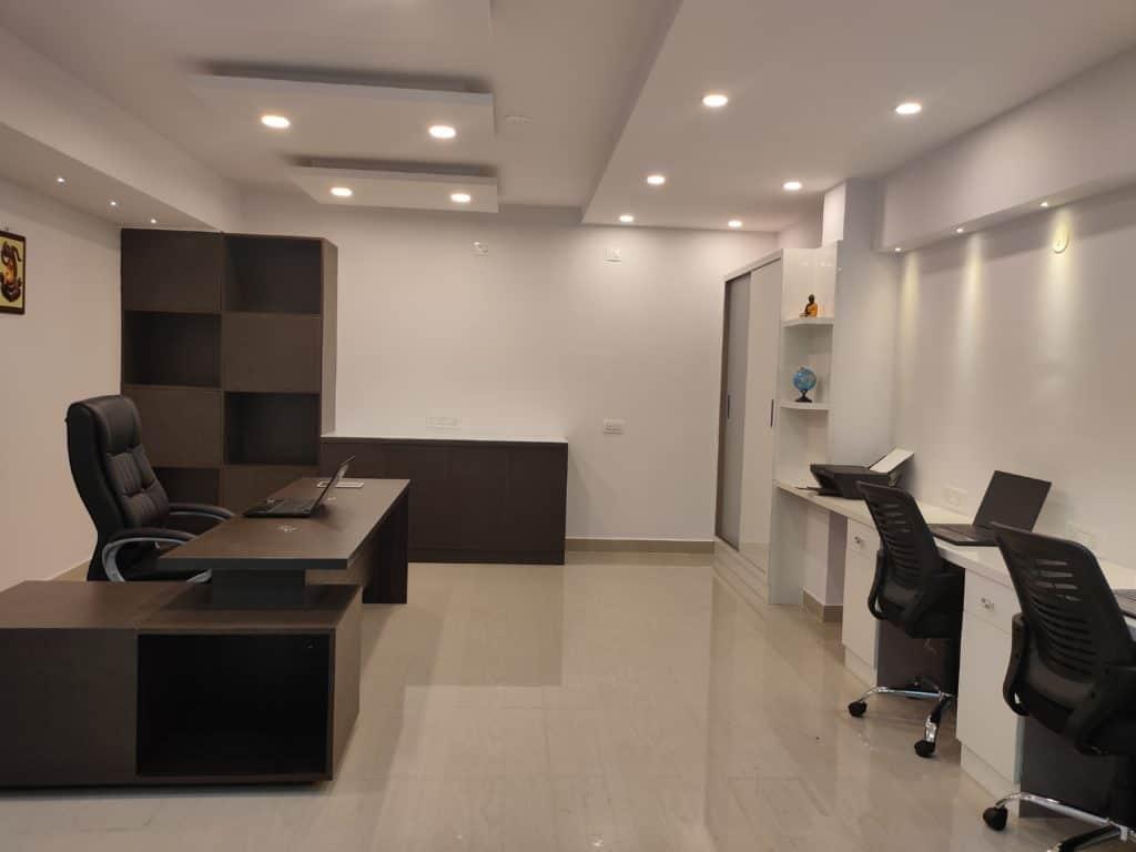 Flicha Interiors Office