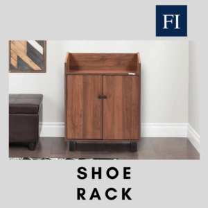 Shoe Rack Design by Flicha Interiors Bangalore