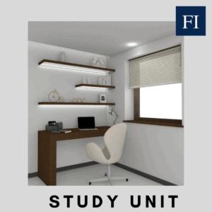 Study Unit Interior Design