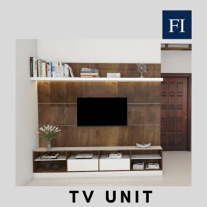 Tv Unit Interior Design