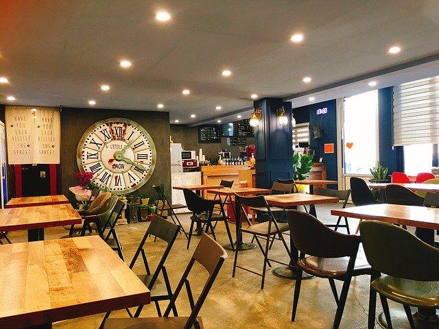 Restaurant and Cafe Interior Design in Bangalore