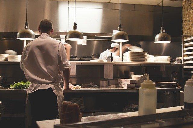 Restaurant Kitchen Interior Design in Bangalore