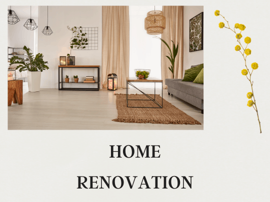 Full Home Renovations