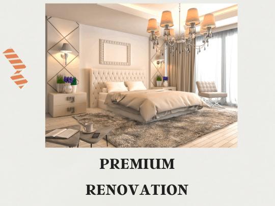 Premium Home Renovations in Bangalore