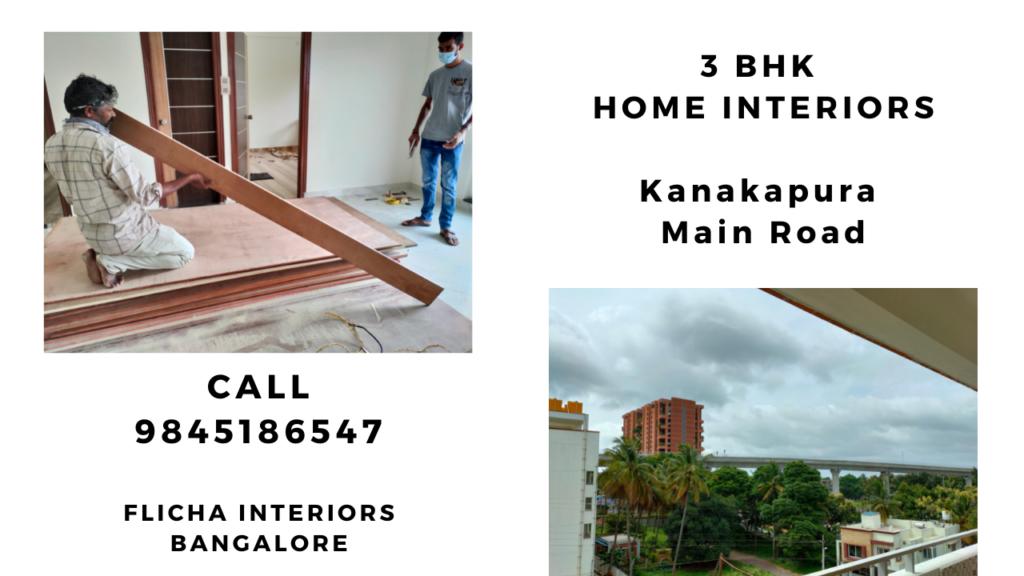 Interior Designer on Kanakapura Main Road