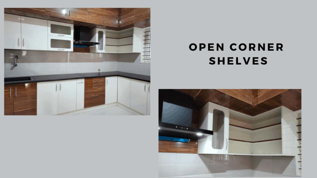 Corner Shelf Hack in Interior Design