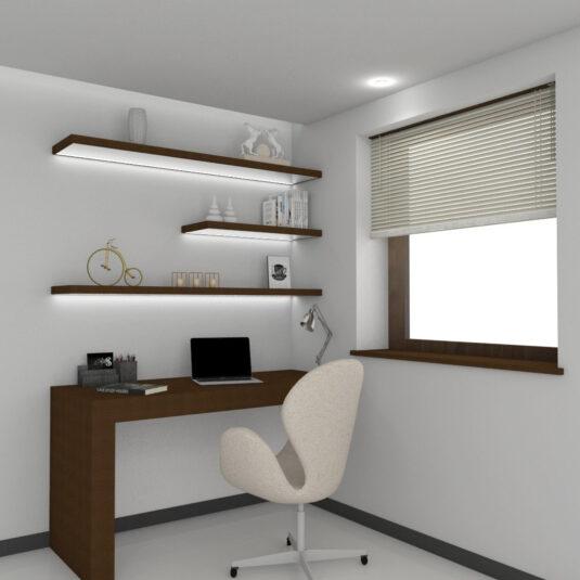 Home Interiors by Flicha Interiors, Bangalore