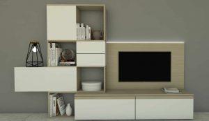 Living Room TV Unit Interior Design