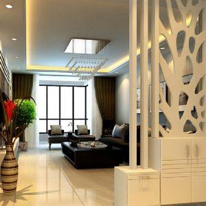 Designer Partition in Home Interiors