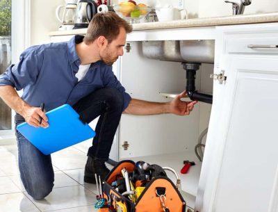 Plumbing Repairs by Flicha Interiors